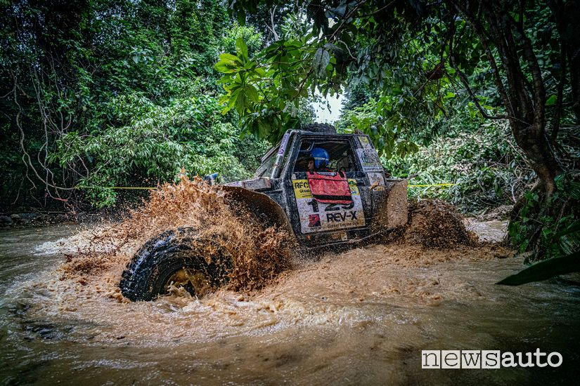 Rainforest Challenge Malesia: malesi del team RFC Kelate, categoria prototipi