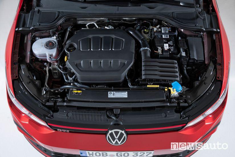 Vano motore Volkswagen Golf GTI 8 2020