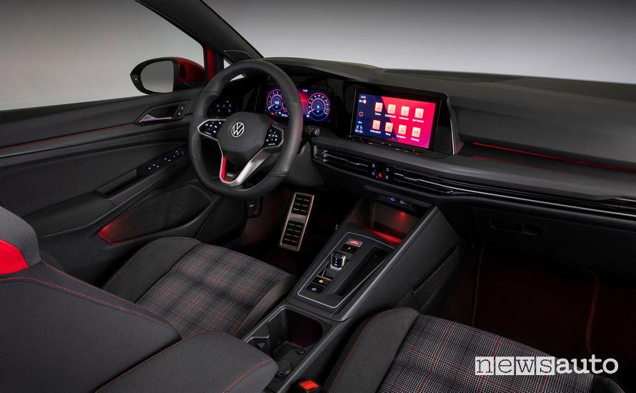 Plancia strumenti abitacolo Volkswagen Golf GTI 8 2020