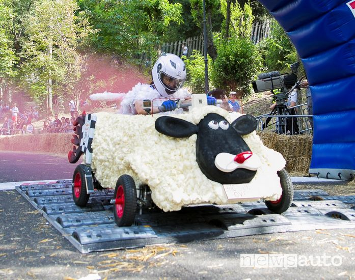 Red Bull Soapbox Race 2020 Firenze