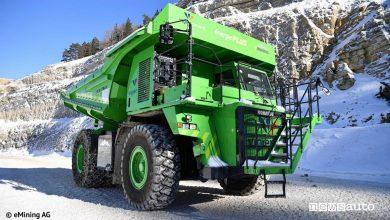 Photo of Camion più grande al mondo, elettrico eDumper si ricarica in discesa