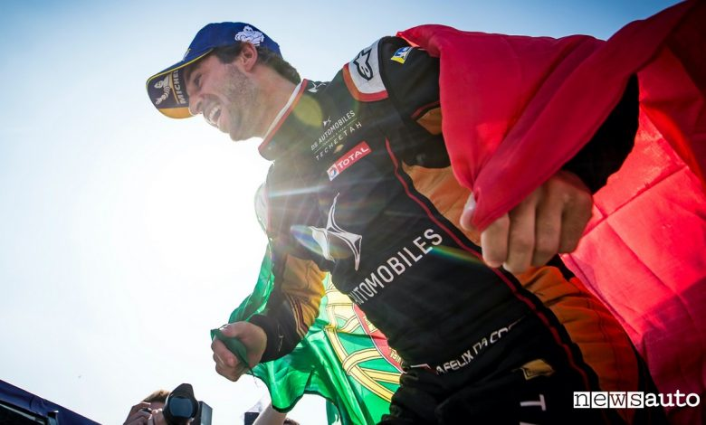 eprix marrakech da costa ds techeetah podio