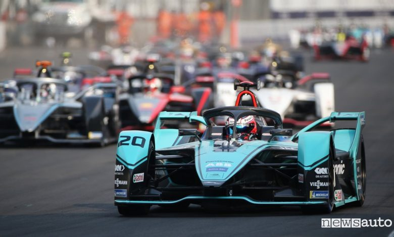 eprix messico 2020 mitch evans jaguar panasonic racing