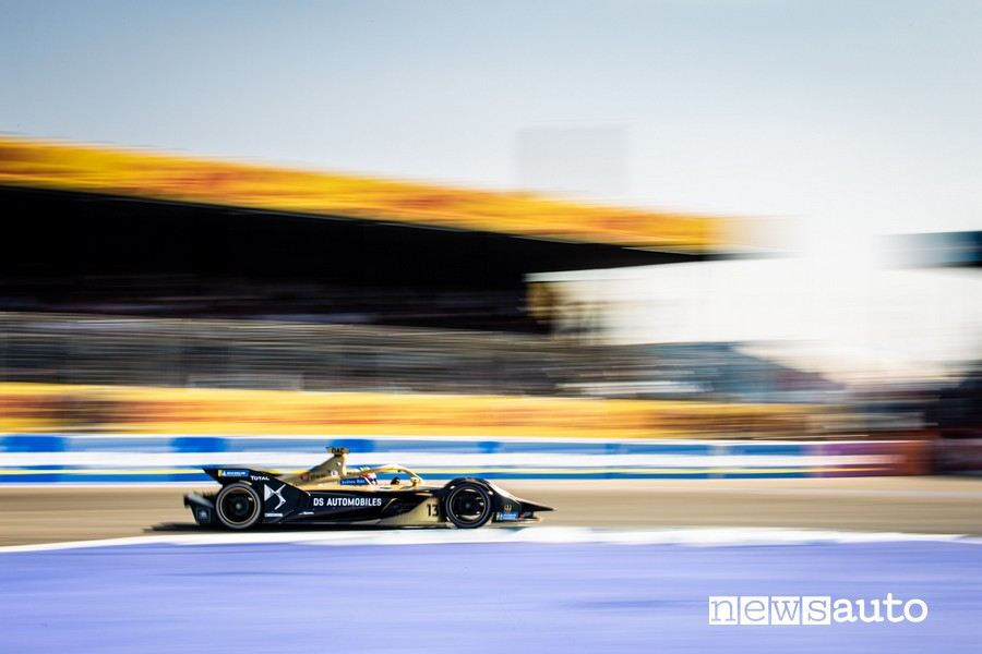 ePrix Marrakech DS Techeetah e-tense fe 20 antonio da costa