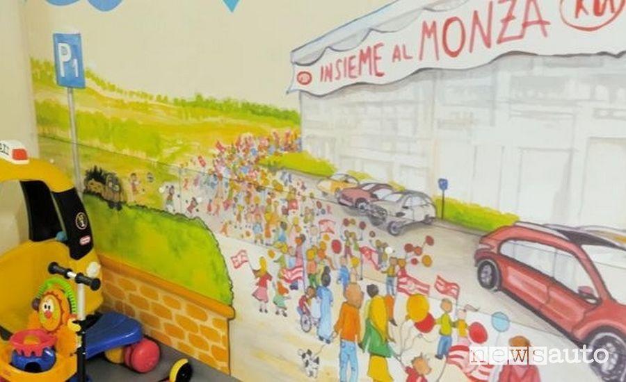 Kia e A.C. Monza, Insieme per Vincere Ospedale di Desio