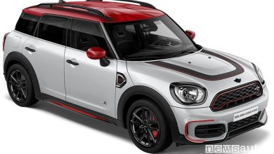 Photo of Mini Countryman John Cooper Works GT Edition serie limitata, caratteristiche