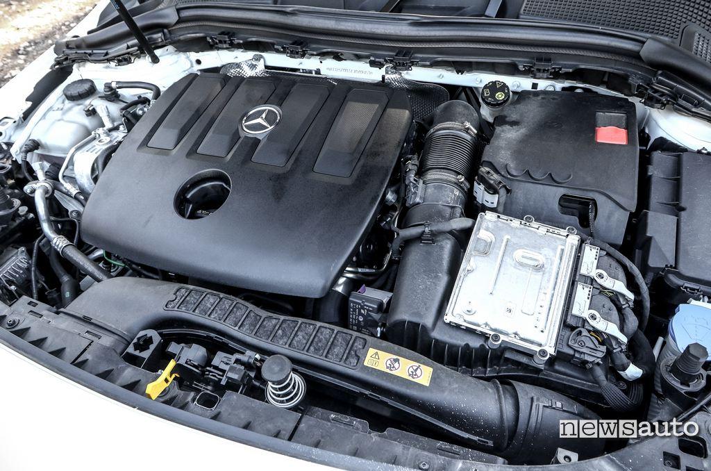 motore diesel 1.5 116 CV Mercedes B180d 2020