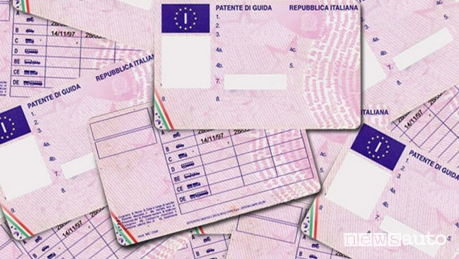 Patenti di guida in Italia