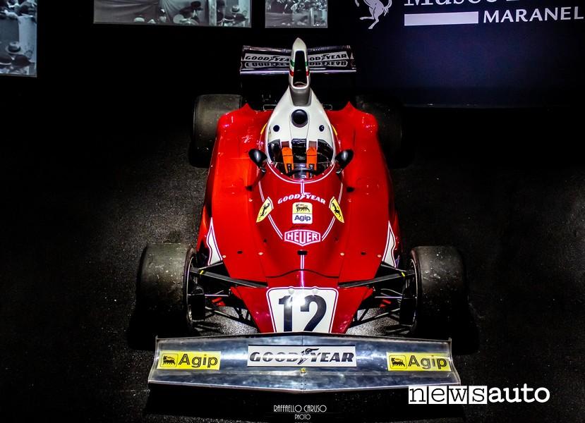 Ferrari 312-t museo ferrari