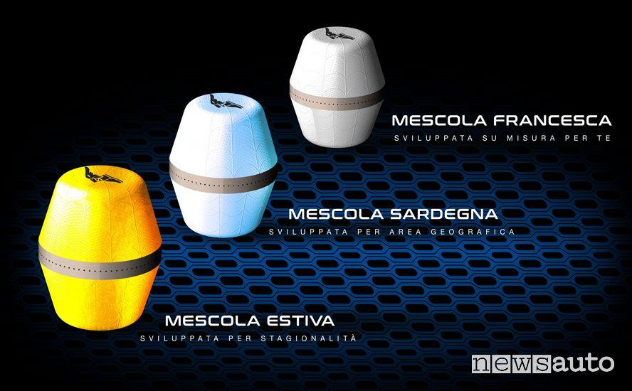 capsule pneumatico del futuro Goodyear reCharge