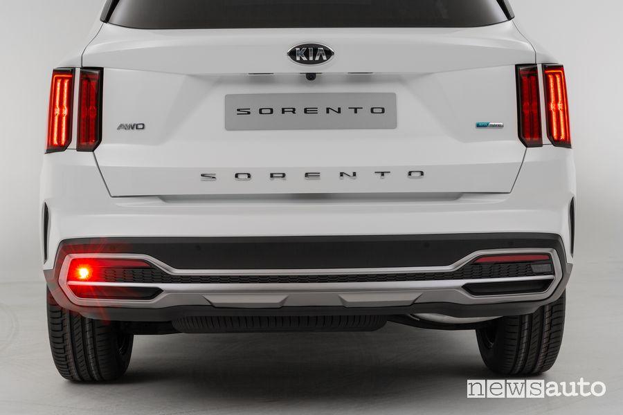 Paraurti posteriore Kia Sorento 2020