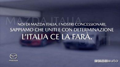 Photo of Mazda Motor Italia lancia messaggio di speranza