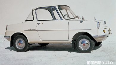 Photo of La prima auto una microcar,  Mazda R360