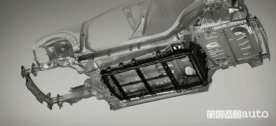 scocca Mazda MX-30