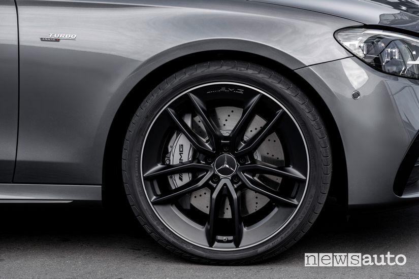 """Cerchi in lega da 20"""" Mercedes-AMG E 53 4Matic+"""