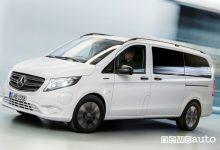 Photo of Mercedes eVito, caratteristiche, autonomia e prezzo del van elettrico