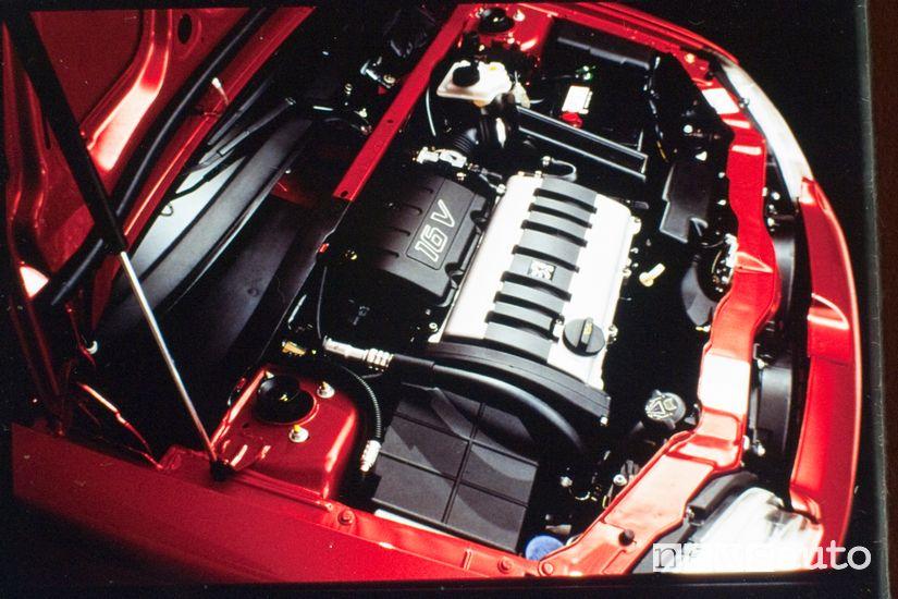 Vano motore 1.6 16V Peugeot 106 GTI 16V del 1996