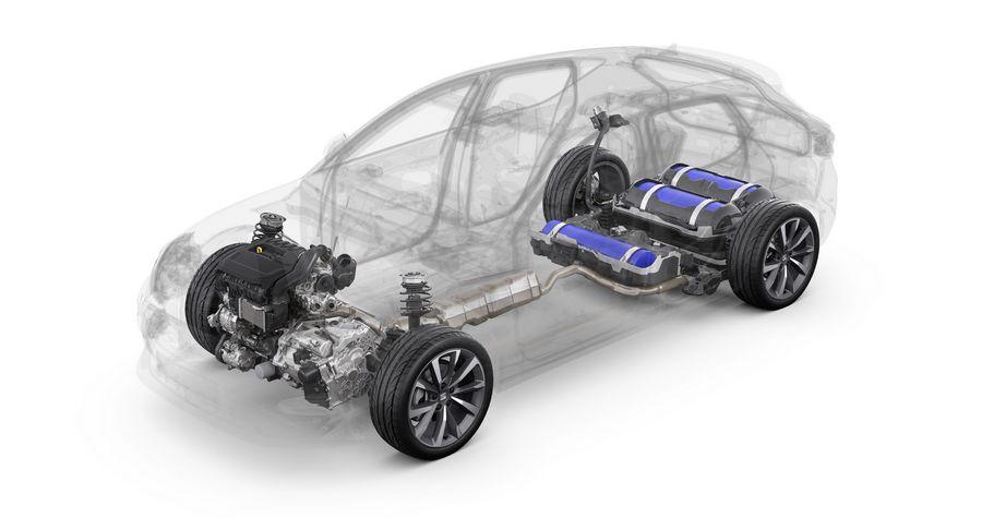 Seat Leon 2020 motore a metano TGI