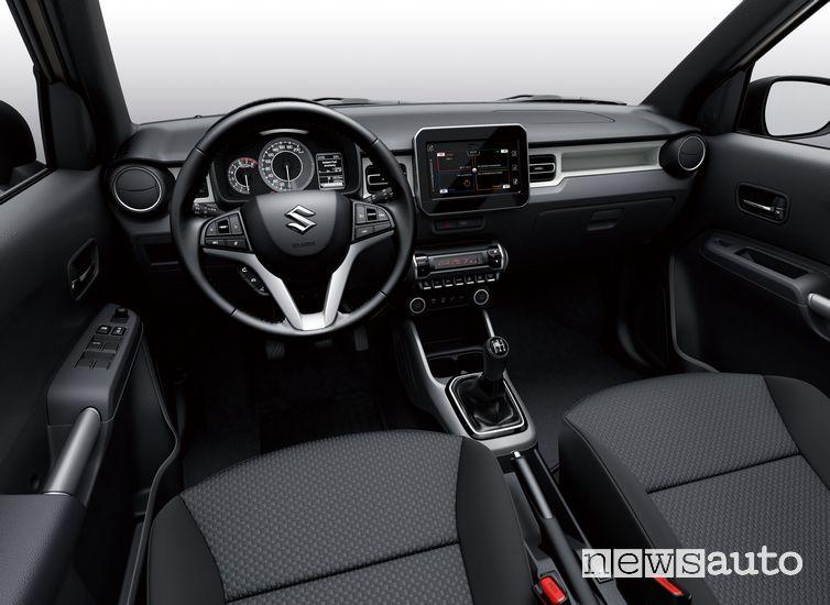 Plancia strumenti abitacolo Suzuki Ignis Hybrid 2020