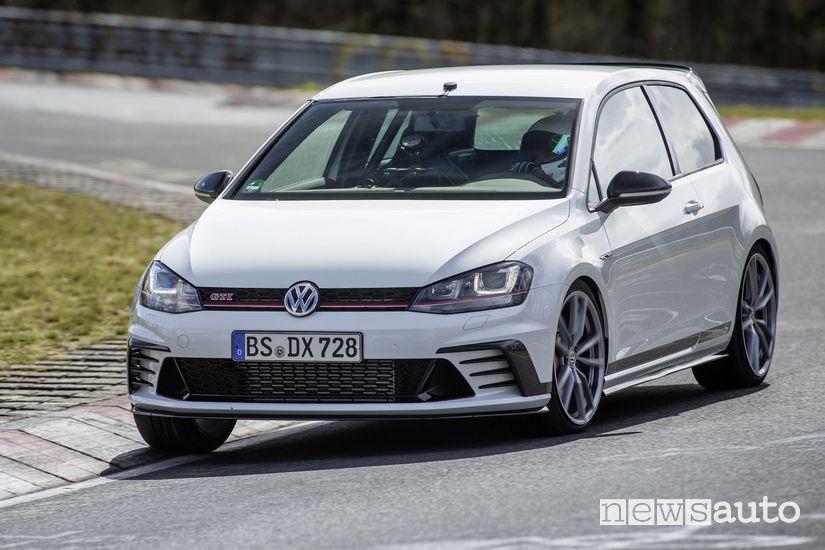 Volkswagen Golf GTI Clubsport S 2016