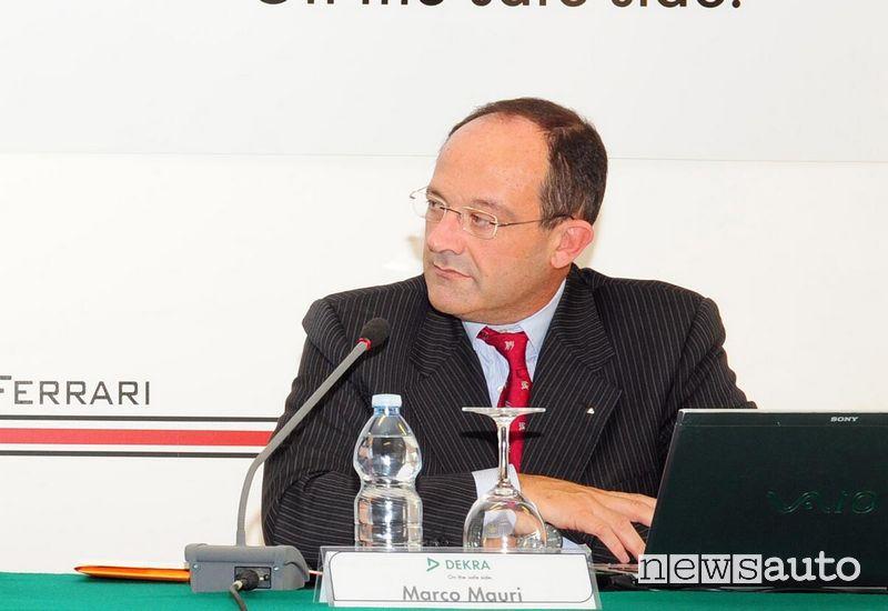 Marco Mauri, Direttore della Divisione Automotive di ECO Certificazioni S.p.A
