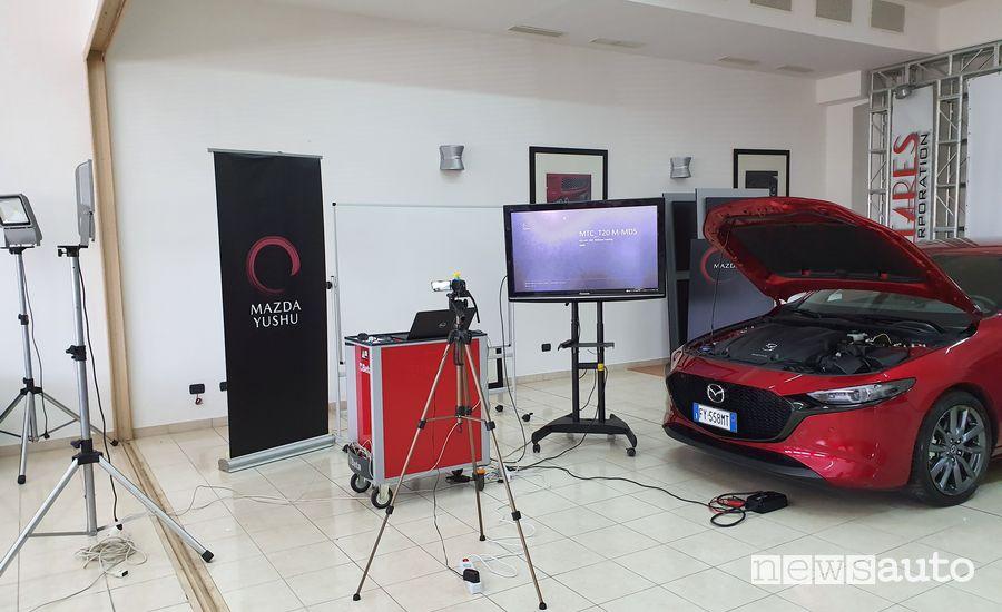 Mazda oltre allo smart working sta sperimentando l'e-learning, corsi on line per la formazione di venditori e autoriparatori delle 64 concessionarie della propria rete
