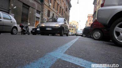 Photo of Coronavirus a Roma, parcheggi strisce blu gratis