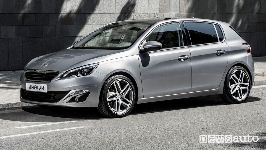 Peugeot 308 Auto dell'Anno 2014