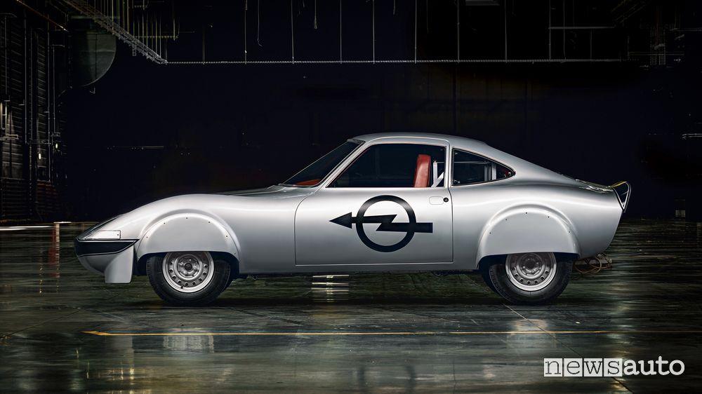 Opel Elektro GT del 1971