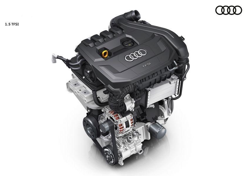 Motore benzina Audi 1.5 TFSI 150 CV