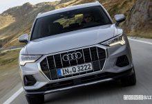Photo of Audi Q3 e Q3 Sportback mild-hybrid, caratteristiche e prezzo