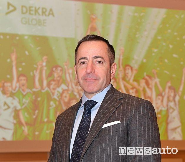 Giorgio Saverio Casalino, Country Operations Manager Dekra Italia