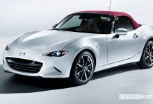 Photo of Mazda 100th Anniversary Special Edition, caratteristiche e prezzi serie speciale
