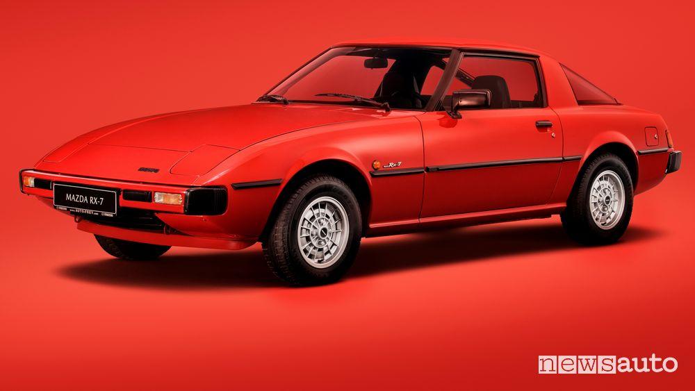 Mazda RX-7 1^ serie del 1978