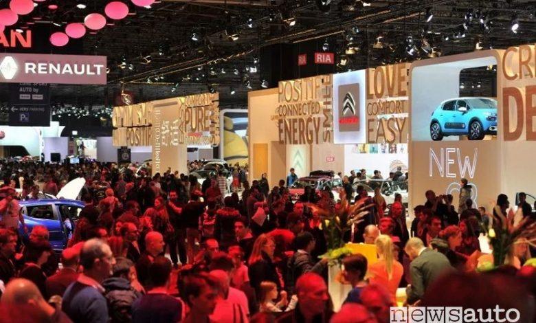 Salone di Parigi 2020 annullato Coronavirus