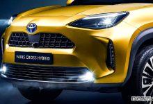 Photo of Toyota Yaris Cross, com'è il nuovo suv compatto ibrido AWD-i