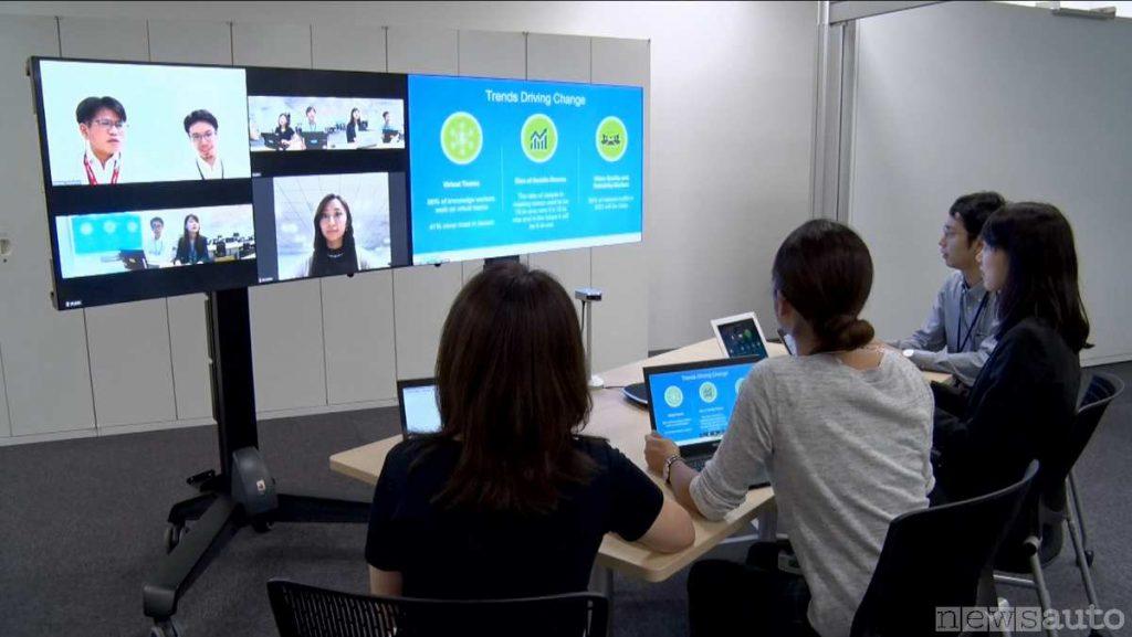 Zoom è utilizzato anche in ambito lavorativo per riunioni, conferenze e meeting. Spiegazione come usare zoom ed a cosa server