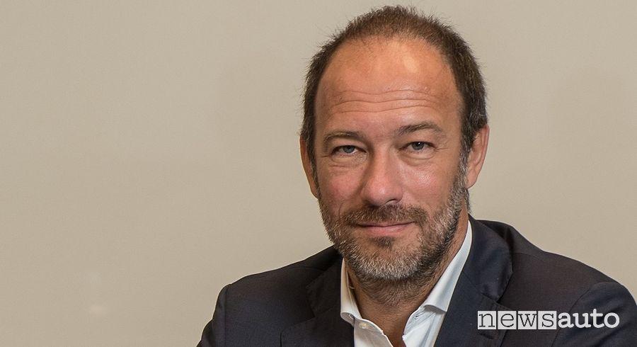 Nicola De Mattia, AD di Targa Telematics