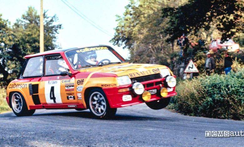 Photo of Renault 5 Turbo storia del mito che compie 40 anni