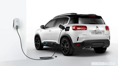 Photo of Citroën C5 Aircross Hybrid Plug-in, come si ricarica la batteria