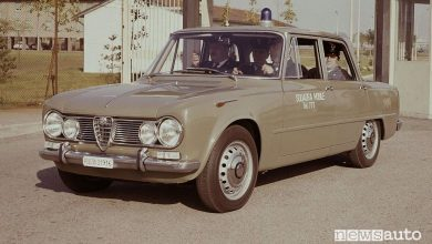 """Photo of Storia Alfa Romeo, """"Gazzelle"""" e """"Pantere"""" le auto dei Carabinieri e Polizia"""