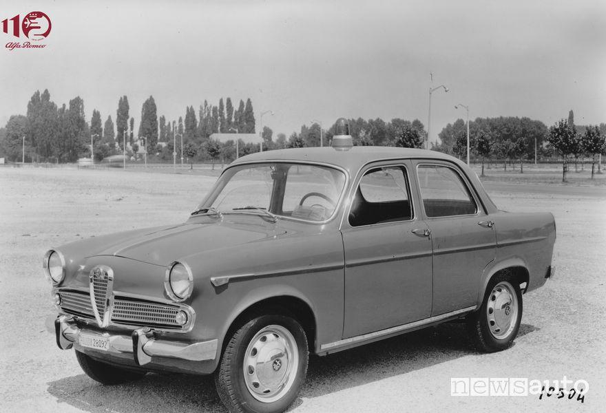 Alfa Romeo Giulietta Ti Polizia