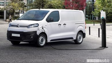 Photo of Citroën ë-Jumpy elettrico, caratteristiche, batteria e dimensioni