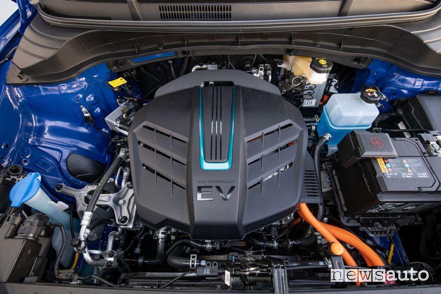 Motore elettrico EV Kia e-Soul elettrica