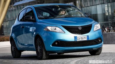 Photo of Lancia Ypsilon Hybrid, motore 1.000 MHEV ibrido