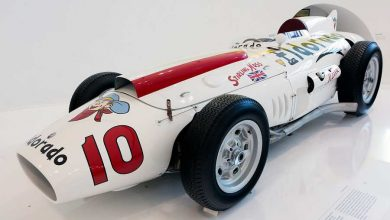 Photo of Maserati celebra Stirling Moss, livrea speciale MC20