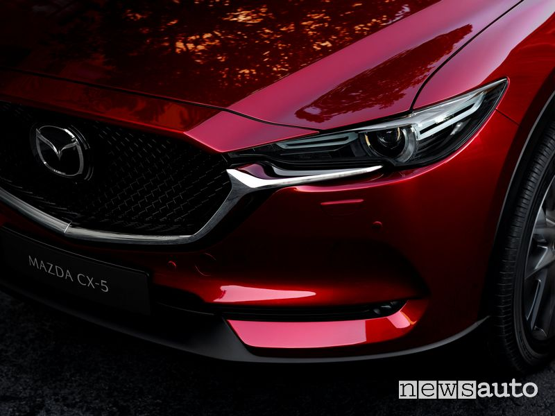 Mazda CX-5 allestimenti Business, Exceed, Exclusive e Signature