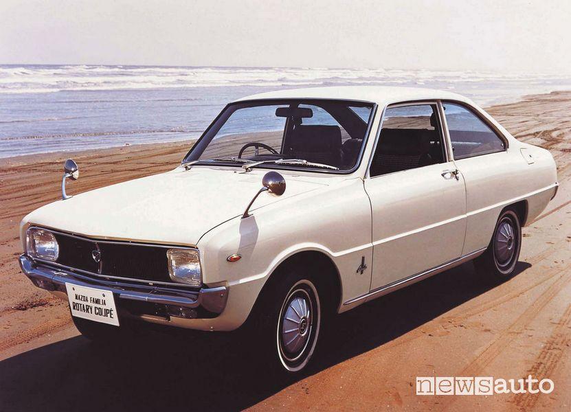 Mazda R100 Coupé, 1968