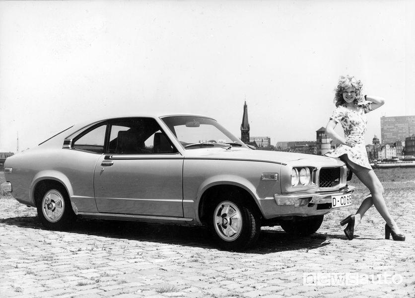 Mazda RX-3 Coupé, 1973
