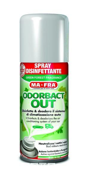 Odorbact Out Green Forest bomboletta igienizzante di Ma-Fra